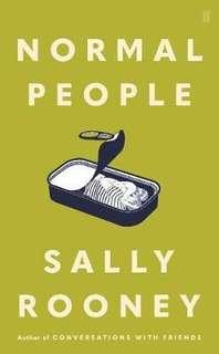 🚚 Normal People  4.17 (20,969 ratings by Goodreads) Hardback English By (author)  Sally Rooney