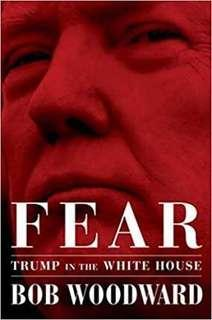 🚚 Fear : Trump in the White House  3.94 (32,211 ratings by Goodreads) Hardback English By (author)  Bob Woodward