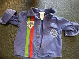 Guess baby jacket - 3to6mths