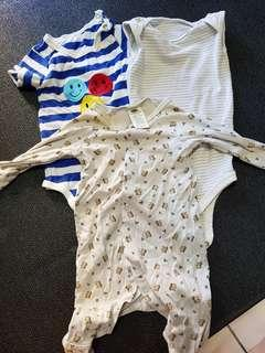 Baby Rompers 3for rm10