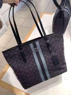 🚚 SALE COACH WOMENS TPTE BAG F39043