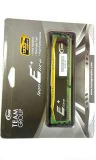 4gb brand new ddr3 ram Team Elite.plus double side