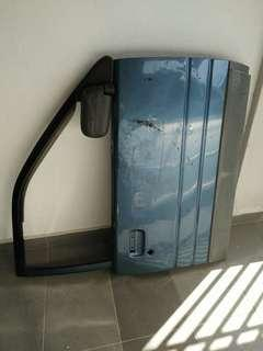 Perodua kancil front driver door (RH)