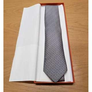 Hermes Necktie (exclusively made for the Hong Kong Jockey Club)