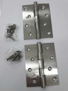 Stainless Steel Hinge - Ringless (HW)