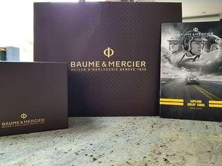 Baume & Mercier Shelby Cobra Watch (Limited Edition)
