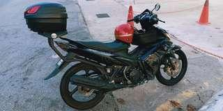 yamaha Lc 135 es 5speed
