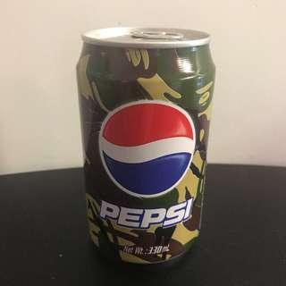 Pepsi x Aape 可樂