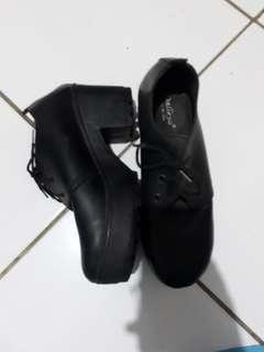 NEW Black Boots (BOLEH BANGET NAWAR)
