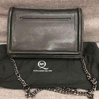 80% new Alexander McQueen handbag