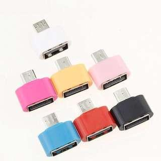 OTG Micro Mini USB For Android