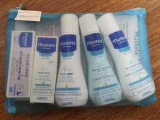 Mustela travel set