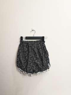 Dotty Pom Pom Shorts