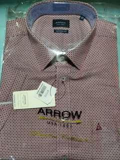 Arrow Short Sleeve Polo Tapered Fit