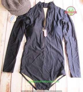 [GARAGE SALE] Body Suit - Long Sleeve
