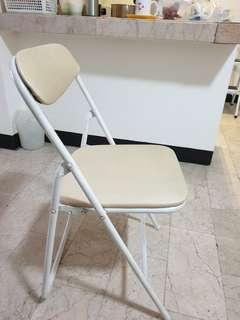 Set of 12 folding chair