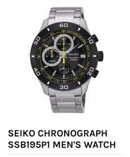 Cheap sale! Brand new Seiko watch!
