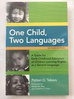 🚚 One Child, Two languages
