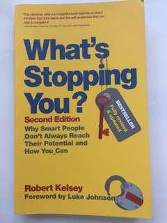 🚚 What's Stopping You? Second Edition