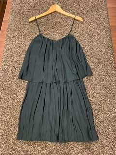 Zara 2 tier Dress
