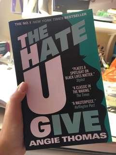 🚚 THE HATE U GIVE