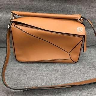 98% new Loewe Puzzle large Bag