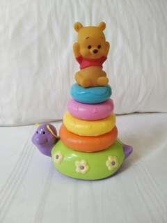 Winnie the Pooh Stacking Toys