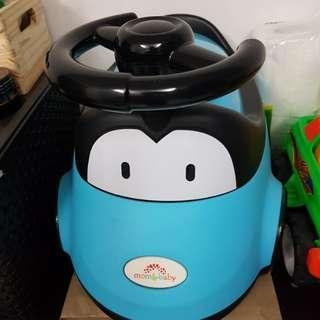 Potty Trainer Car