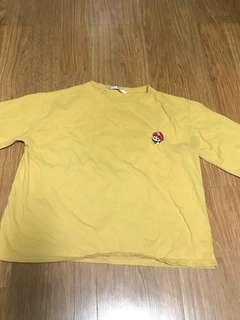 Mario bross tshirt