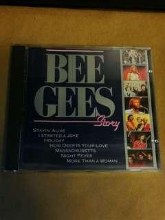 Bee Gees Story 1989 made in France 🇫🇷