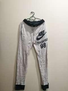 Nike track pants sweatpants