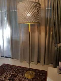 Standing Lamp and bedside lamp