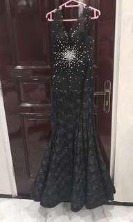Long Dress Swarovski