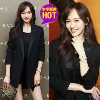 韓國西裝外套韓版修身顯瘦西服