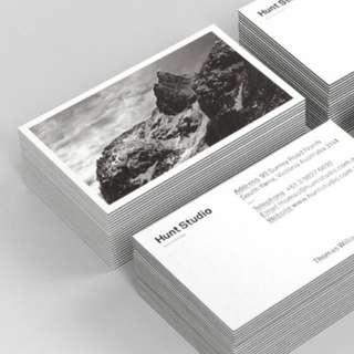 Post Card Name Card Business Printing