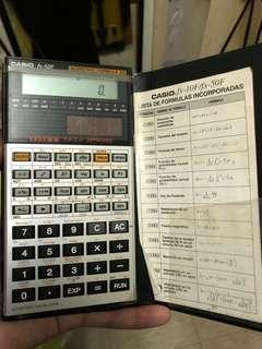 Calculator casio 計數機 fx-50F