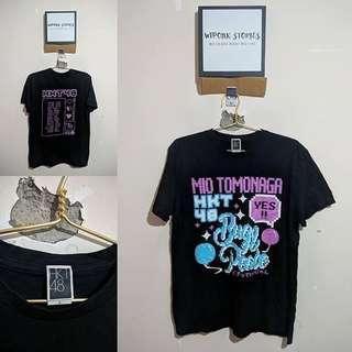 Kaos Tshirt HKT48 Mio Tomonaga Original
