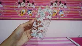 Case Glittery Unicorn iPhone 5/5S