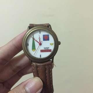 Swatch Vintage and authentic