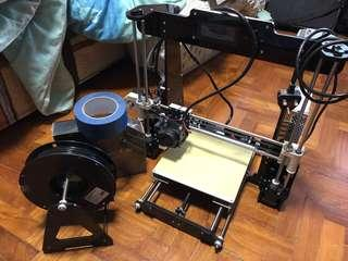 BN ANET A8 3D Printer Complete Set Working and Fully Assembled