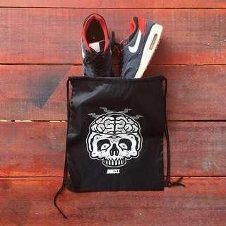 Junkcult Nylon Drawstring Bag