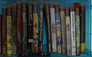 PS3 Mega Bundle 500 Each