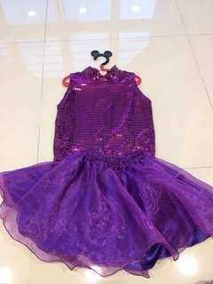 🚚 Dress tutu 2 pc set