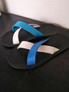 Blackout Sandals