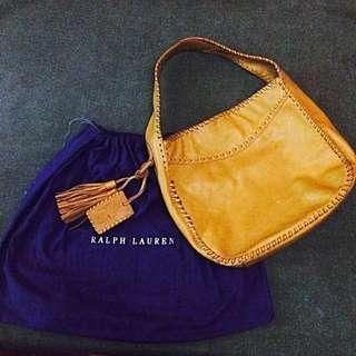 Preloved Authentic Ralph Lauren Shoulder Bag