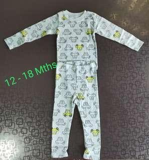 🚚 (Price Reduce)Baby Pyjamas