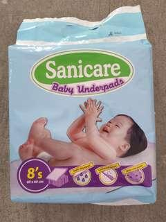 Sanicare Baby Underpads