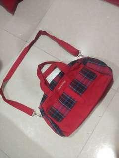 Heartstrings sling and shoulder bag