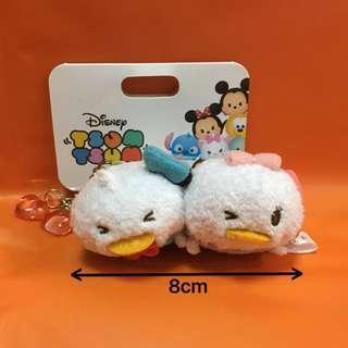 Donald & Daisy Tsum Tsum Plush Charm