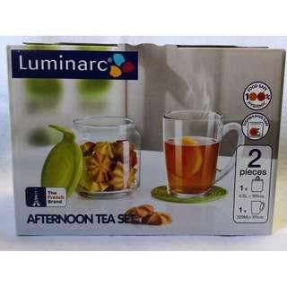 Luminarc Afternoon Tea Set
